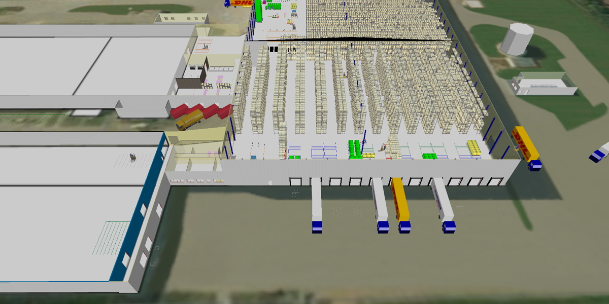 Sim Logistics - Thule Group - View2