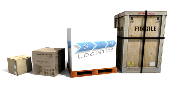 Logistics consultant - Sim Logistics - A project that is conducted by Sim Logistics often consists of four parts.