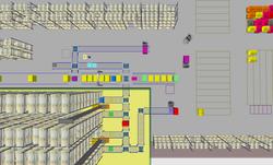 Sim Logistics - Simulation Queue