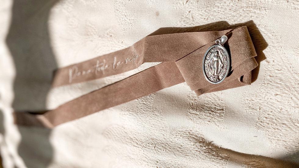 Medalla Ramo Novia - Milagrosa