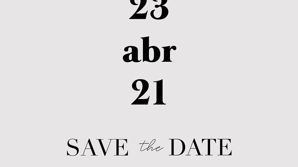 Elvira - Save the date