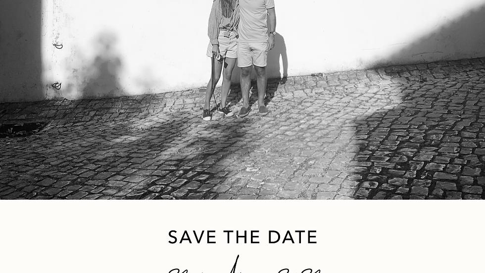 Vero - Save the date