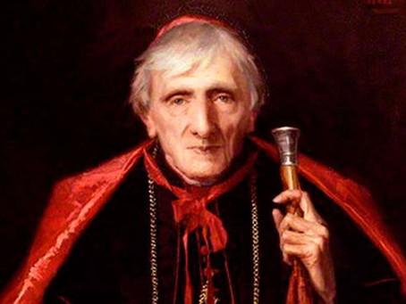La Iglesia proclamará santo al Cardenal Jhon Henry Newman. (De la congregación del Oratorio).