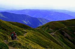 Corno alle Scale ridge