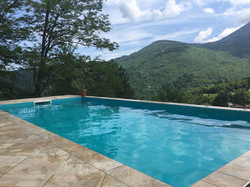 swimming pool -Il Fondaccio