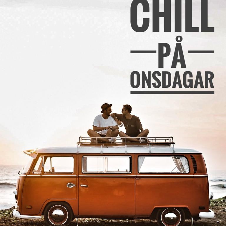 Chill med Skolkyrkan via discord