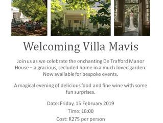 Welcoming Villa Mavis