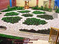 Ландшафтный дизайн в Омске