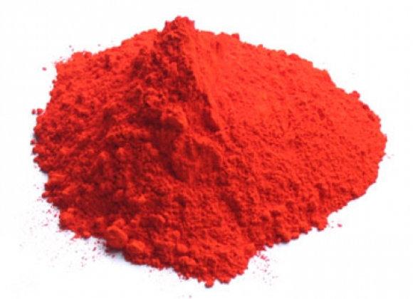 Красная окись железа марки 110