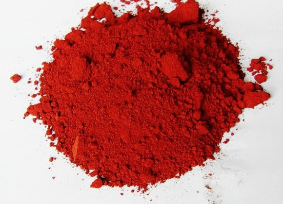Красная окись железа марки 130