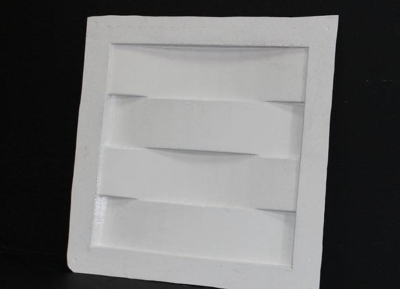 """Пластиковая форма 3D панели """"№7"""""""