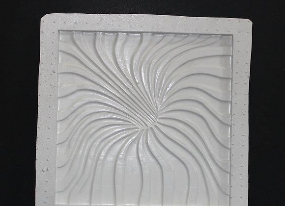"""Пластиковая форма 3D панели """"№1"""""""