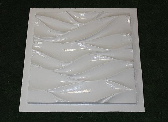 """Пластиковая форма 3D панели """"№3"""""""