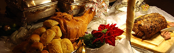 Featured Holiday Buffet Entrées