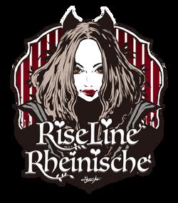 Rise Line RheinischeSTICKER