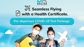 Get Pre-departure COVID-19 Test That Is Accepted by All Airlines