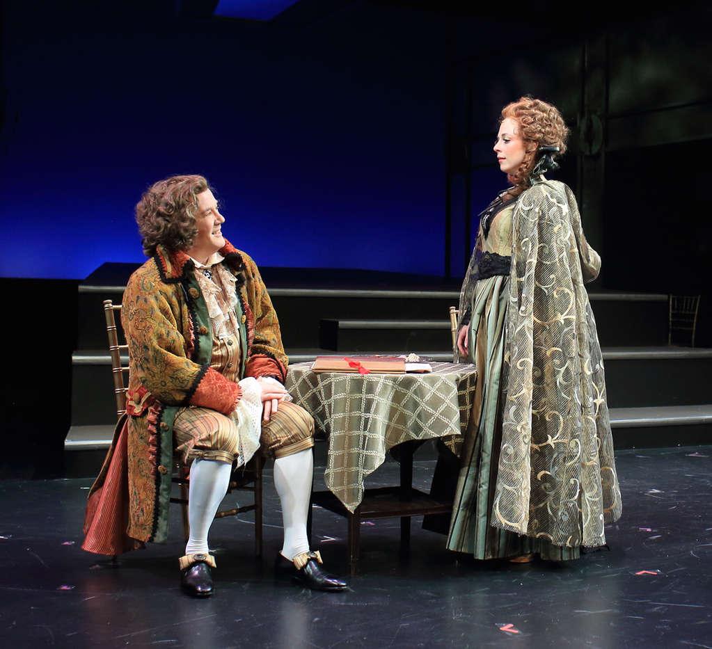 Amadeus / Lisa K. Bryant, dir.   Flat Rock Playhouse