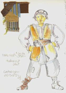 Man of LaMancha  / working design