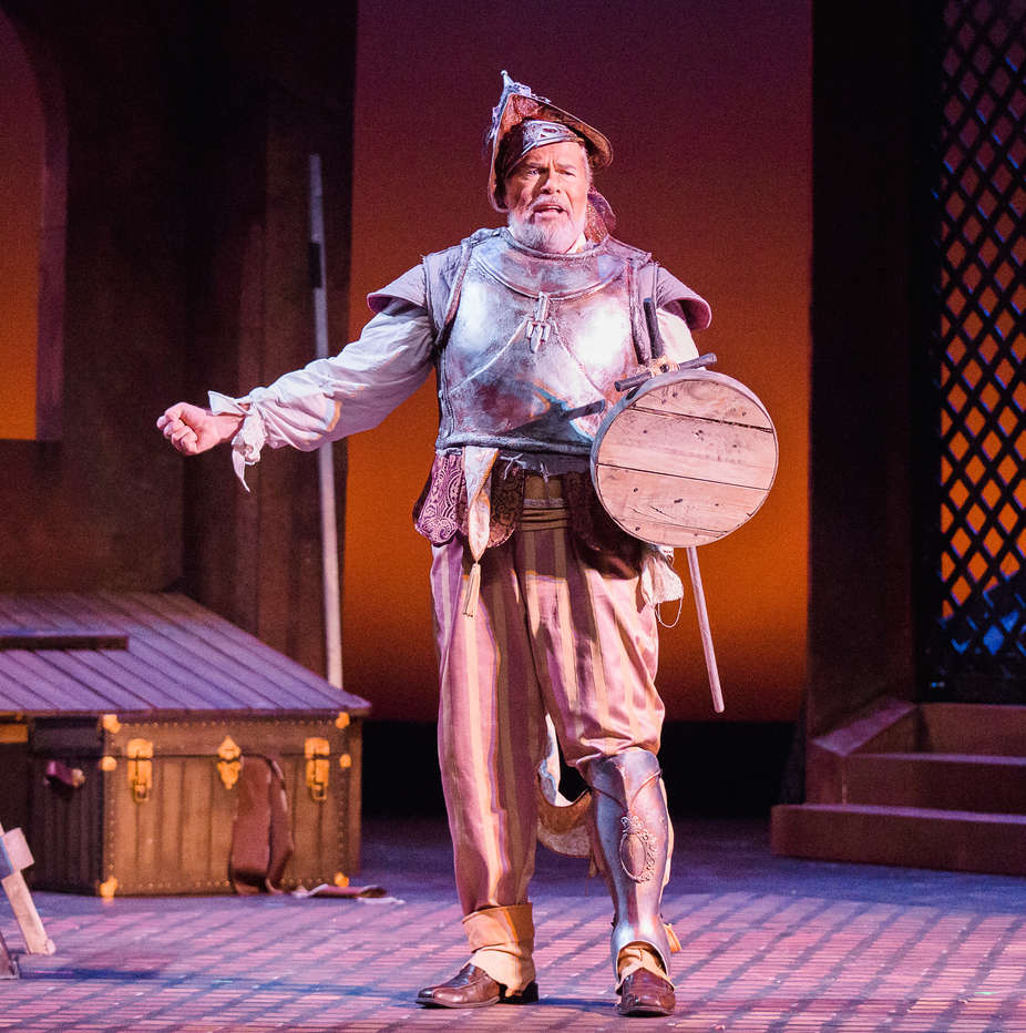 Man of LaMancha         Asheville Lyric Opera