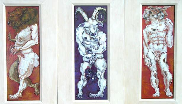 Myth Triptych