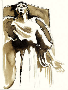 Hollywood Angel / grave angel series