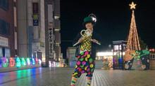 大道芸人KAYA新年のご挨拶