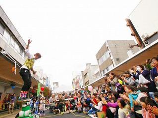 長野県上田市のお祭り♪