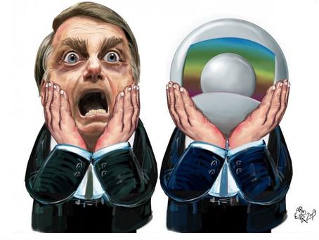 Bolsonaro é o filho indesejado da Globo
