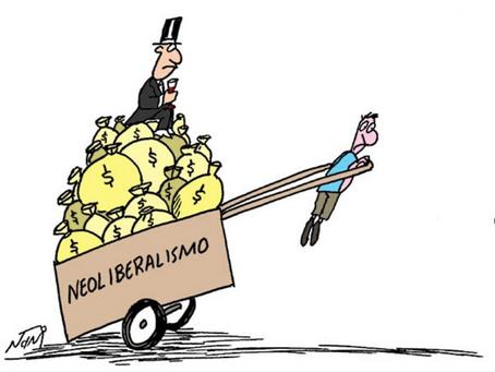 A falência do capitalismo financeiro neoliberal