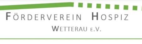 Antrag 2021: Förderverein Hospiz Wetterau
