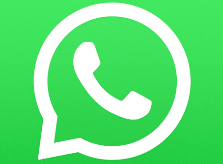 SVE goes WhatsApp!