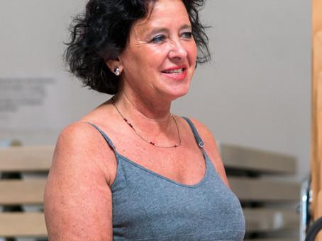 JHV 2021: Michaela Colletti zu Gast!