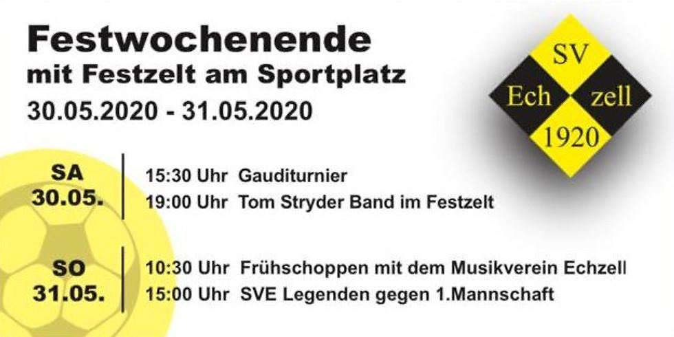 100 Jahre SV Echzell - Festwochenende