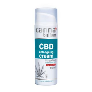 Cannabellum CBD anti-ageing cream 50ml