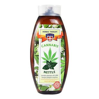 Cannabis Shampoo mit Brennnessel 500ml