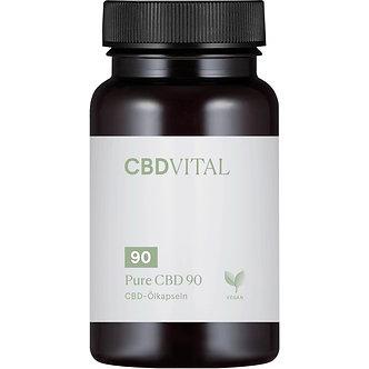 CBD Vital PURE CBD 90 (18%) Kapseln - 30 Stk.