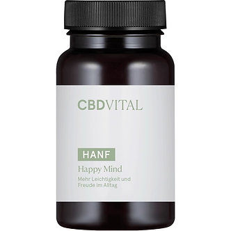 CBD Vital Hanf Happy Mind - 60 Stk.