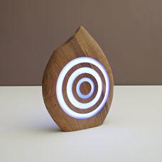 Walnut Timber Light