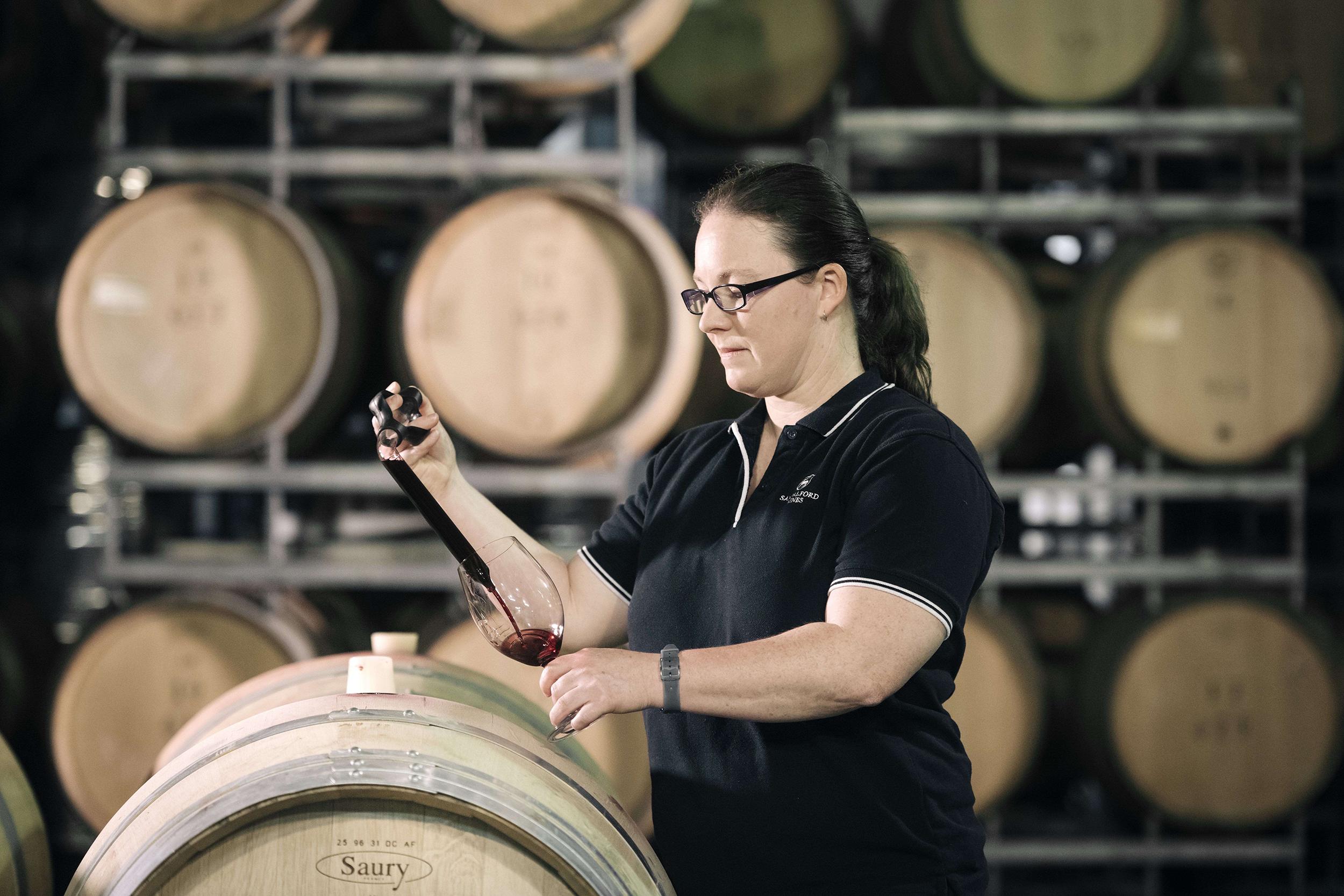 Sandalford_winemaker_Hope_Metcalf