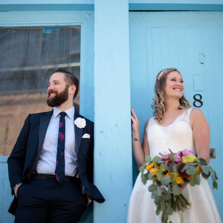 Ashley & Andrew: A Meatpacking District Elopement (kind of...)