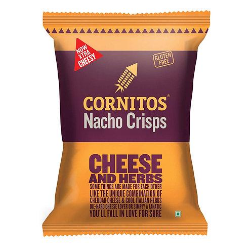 Nacho Crisps - Cheese & Herbs