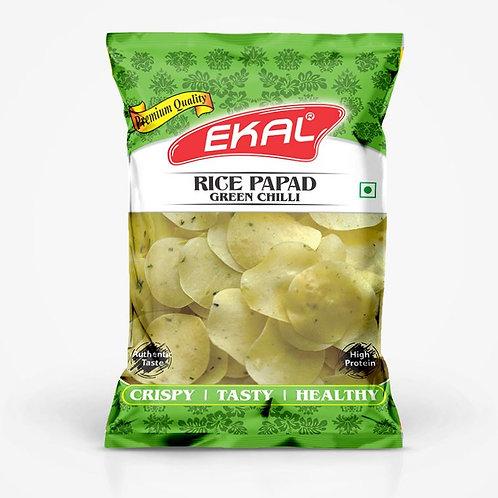 Mini Papad Green Chilli