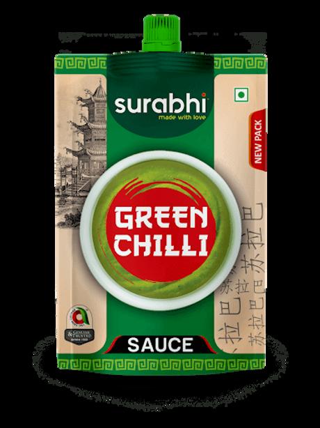 Surbhi Green Chilli Sauce