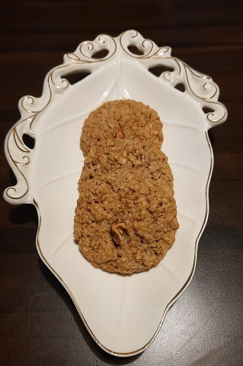 Chewy Plain Oatmeal Cookies / 1kg