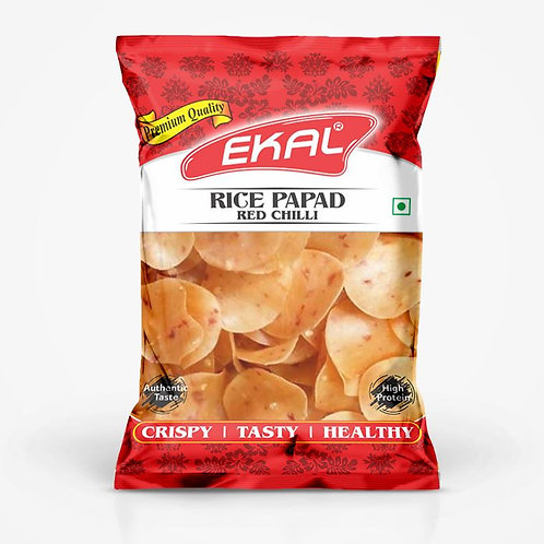 Mini Papad Red Chilli