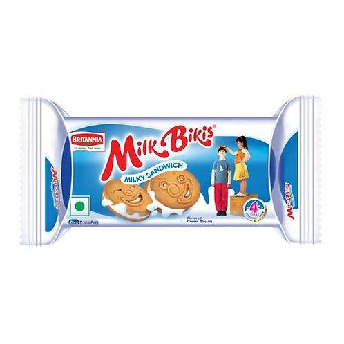 MILKBIKIS - CREME BISCUIT