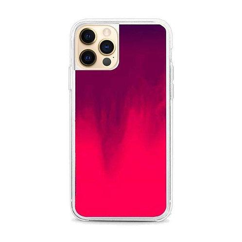 Case Para Iphone Arena  Pink Violeta
