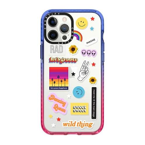Case Para Iphone 12 Ivantra Pop Colors