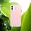 Thumbnail: Case Para Iphone Ecologica Biodegradable Rosa