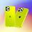 Thumbnail: Case Para Iphone Neon Yellow